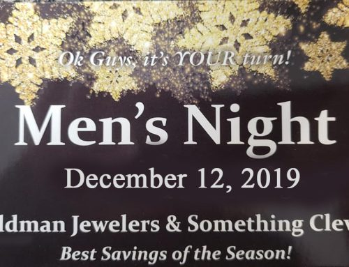 Men's Night in December